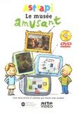 Marie-José Jaubert - Le musée amusant - DVD vidéo.