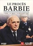 Dominique Missika et Jérôme Prieur - Le procès Barbie (Lyon 11 mai / 4 juillet 1987). 6 DVD