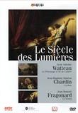 Alain Jaubert - Le Siècle des Lumières - DVD vidéo.