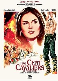 Vittorio Cottafavi - Les cent cavaliers - Avec 1 livret-médiabook, 1 DVD. 1 Blu-ray