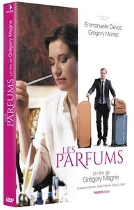 Grégory Magne - Les parfums. 1 DVD