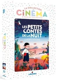 Nicolas Bianco-Levrin - Les petits contes de la nuit. 1 DVD