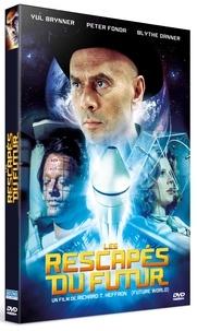 Richard-T Heffron - Les rescapés du futur. 1 DVD