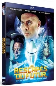 Richard-T Heffron - Les rescapés du futur. 1 Blu-ray