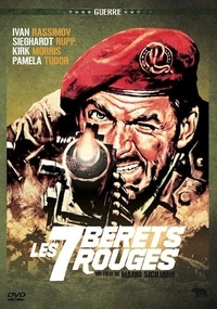 Mario Siciliano - Les sept berets rouges. 1 DVD