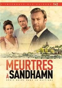 Marcus Olsson - Meurtres à Sandhamn - Saison 1 et 2.
