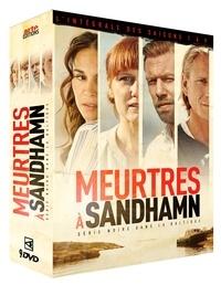Marcus Olsson - Meurtres à Sandhamn - L'intégrale des saisons 1 à 9.