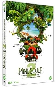 Thomas Szabo et Hélène Giraud - Minuscule 2 - Les mandibules du bout du monde. 1 DVD