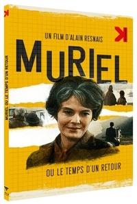 Alain Resnais - Muriel ou le temps d'un retour. 1 Blu-ray
