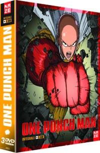 Shingo Natsume - One-Punch Man Saison 1. 3 DVD