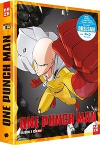 Chikara Sakurai - One Punch Man - Saison 2. 2 Blu-ray
