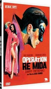 Jess Franco - Operation re mida. 1 DVD