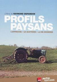 Raymond Depardon - Profils paysans - 3 DVD.