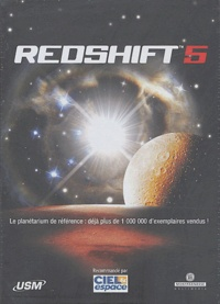Mindscape - Redshift 5 - CD-ROM.