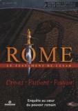 Mindscape - Rome le testament de César - Enquête au coeur du pouvoir romain.