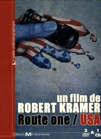 Robert Kramer - Route One / USA - 2 DVD & 1CD Audio.