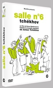 Karen Shakhnazarov - Salle n° 6 - Tchékhov. 1 DVD