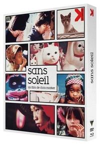 Chris Marker - Sans soleil - Avec 1 livre, 1 DVD. 1 Blu-ray