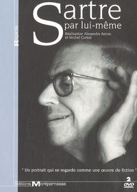 Alexandre Astruc - Sartre par lui-même - 2 DVD.