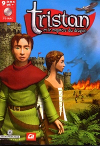 Mindscape - Tristan et le mystère du dragon - CD-ROM.