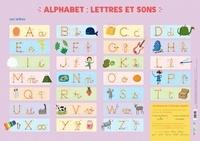 Rue des écoles - Alphabet : Lettres et sons.