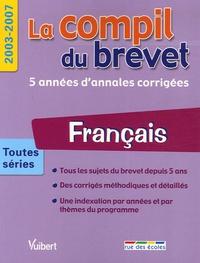Rue des écoles - Français Toutes séries - 2003-2007.