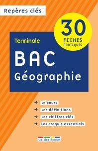 Rue des écoles - Géographie bac.