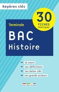 Rue des écoles - Histoire bac Tle.