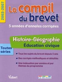 Rue des écoles - Histoire-Géographie Education civique Toutes séries - 2003-2007.