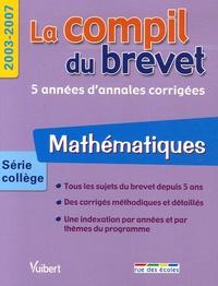 Rue des écoles - Mathématiques Série collège - 2003-2007.