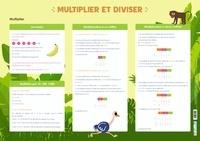 Rue des écoles - Multiplier et diviser.