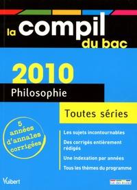 Rue des écoles - Philosophie, Toutes séries - Annales corrigées.