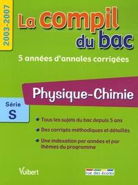 Rue des écoles - Physique-Chimie Série S - 2003-2007.