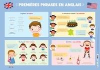 Rue des écoles - Premières phrases en anglais.