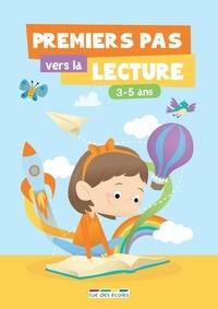 Rue des écoles - Premiers pas vers la lecture.