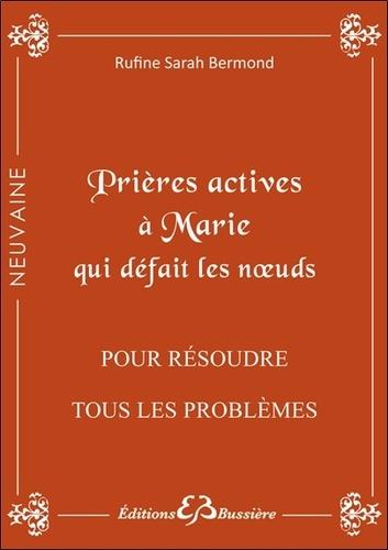 Priere A Marie Qui Defait Les Noeuds