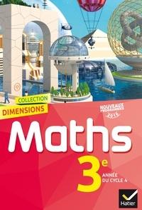 Histoiresdenlire.be Mathématiques 3e Dimensions - Manuel de l'élève Image