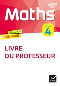 Rui Dos Santos - Maths Cycle 4 Dimensions - Livre du professeur.