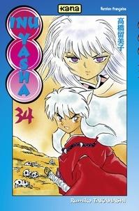Rumiko Takahashi - Inu-Yasha - Tome 34.