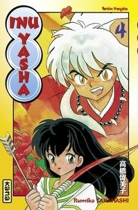 Rumiko Takahashi - Inu-Yasha - tome 4.