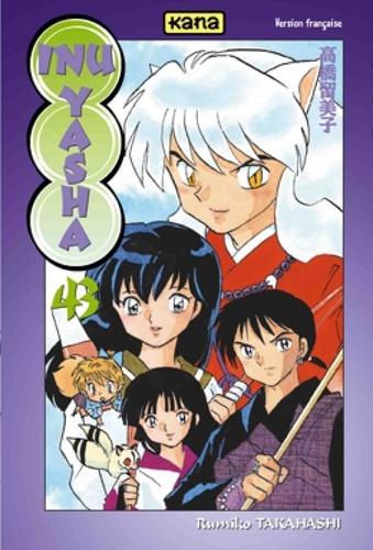 Rumiko Takahashi - Inu-Yasha Tome 43 : .