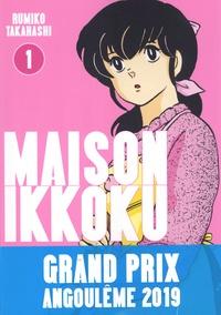 Rumiko Takahashi - Maison Ikkoku Tome 1 : Perfect Edition.