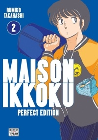 Rumiko Takahashi - Maison Ikkoku Tome 2 : Perfect Edition.