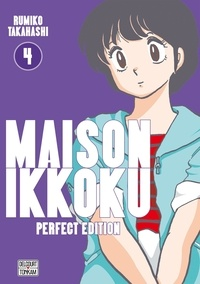 Rumiko Takahashi - Maison Ikkoku Tome 4 : Perfect Edition.