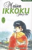Rumiko Takahashi - Maison Ikkoku Tome 5 : .
