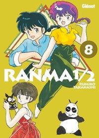 Rumiko Takahashi - Ranma 1/2 - Édition originale - Tome 08.