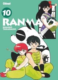 Rumiko Takahashi - Ranma 1/2 édition originale Tome 10 : .