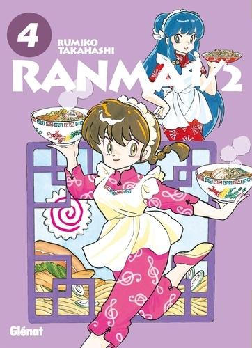 Rumiko Takahashi - Ranma 1/2 édition originale Tome 4 : .