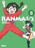 Rumiko Takahashi - Ranma 1/2 Tome 5 : .