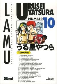 Rumiko Takahashi - Urusei Yatsura Tome 10 : .